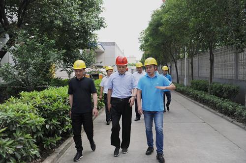 公司开展节前安全生产大检查