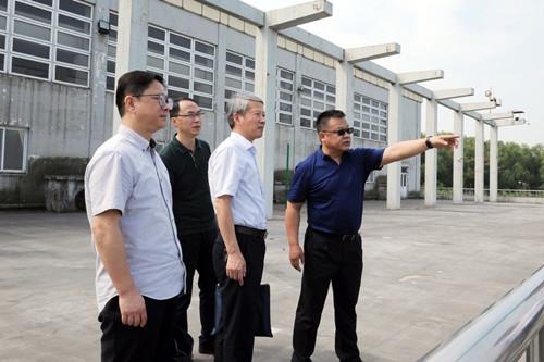 无锡市委政法委检查组到公司督察大庆安保工作